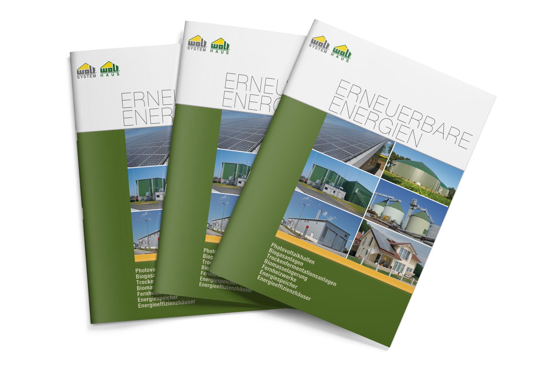 Prospekt Erneuerbare Energie